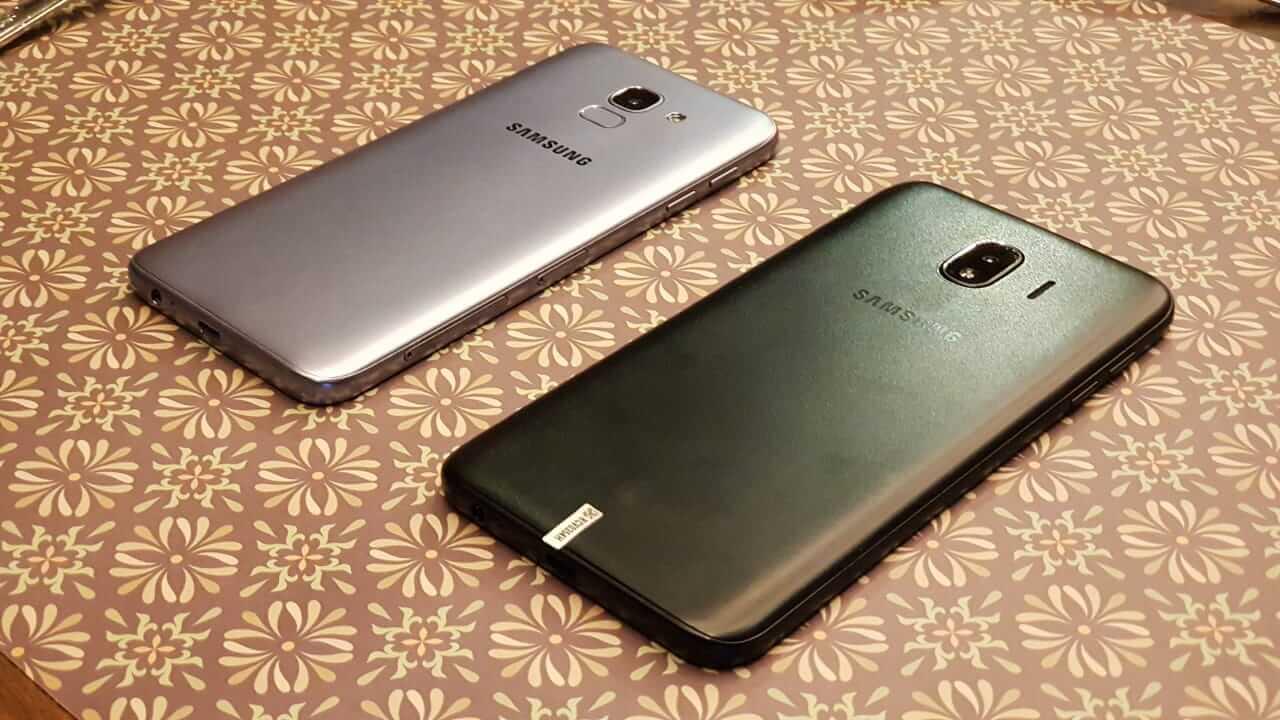 Samsung apresenta ao brasil os novos galaxy j6 e j4. Em um evento em são paulo a samsung apresentou seus dois novos smartphones para o mercado nacional. O galaxy j6 e galaxy j4, aparelhos que vem para ampliar a linha que mais vende. No ano de 2017, a linha galaxy j representou 42% do mercado.