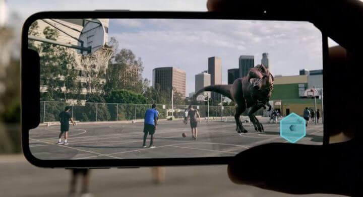 Novo aplicativo de Realidade Aumentada (AR) será uma das apostas da Apple para o iOS 14.