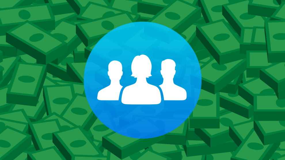 Facebook groups subscription