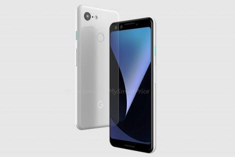 google pixel 3 leak cad 2