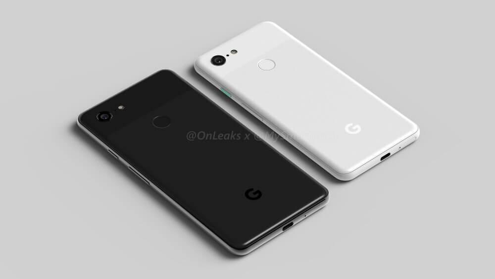 Google pixel 3 xl leak cad 5