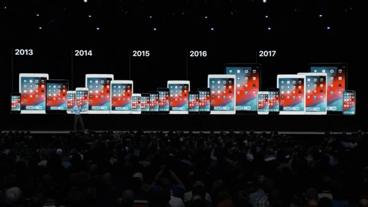Primeiro beta público do iOS 12 é liberado pela Apple