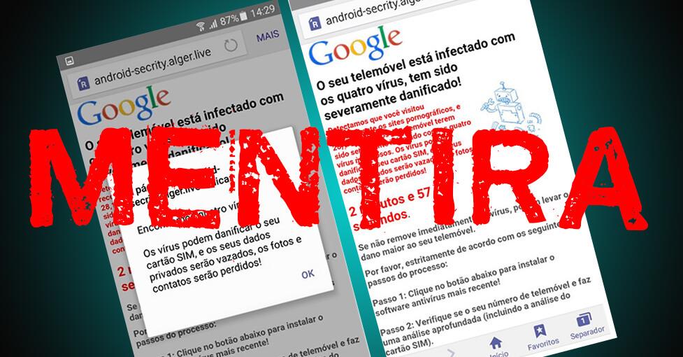 """Como remover o falso aviso dos """"quatro vírus"""" do seu Android 4"""