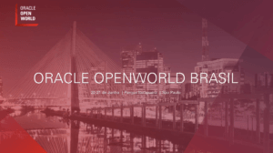 Oracle Open World 2018: evento mostra grandes inovações na mira da Oracle