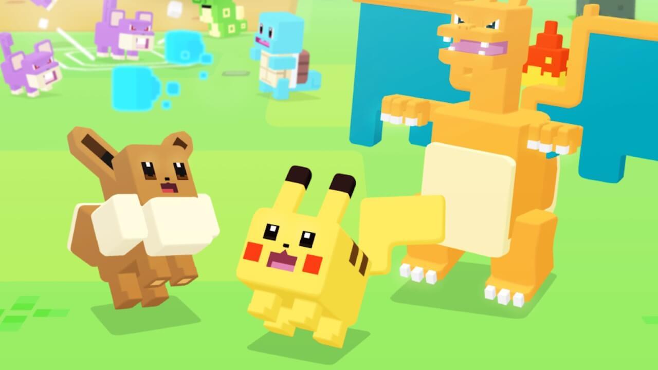 Pokemon quest artwork