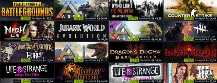 Steam Summer Sale: saiba como aproveitar a promoção de férias do Steam