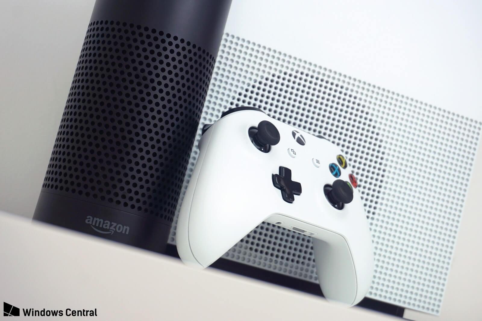 Xbox one amazon echo hero