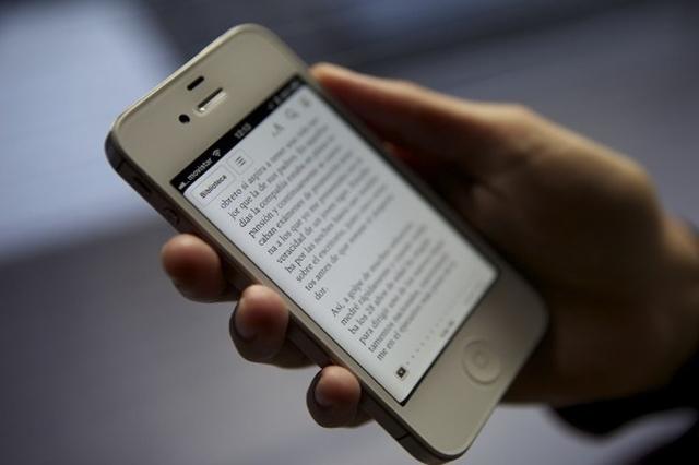 Resultado de imagem para e reader smartphone