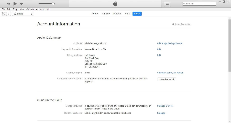 Aprenda como verificar e cancelar assinaturas de seu Apple ID