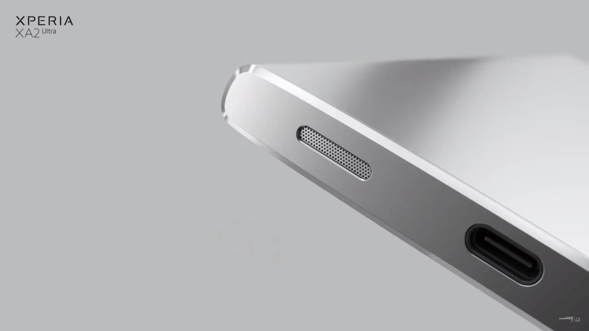 Saída de Áudio - Xperia XA2 Ultra