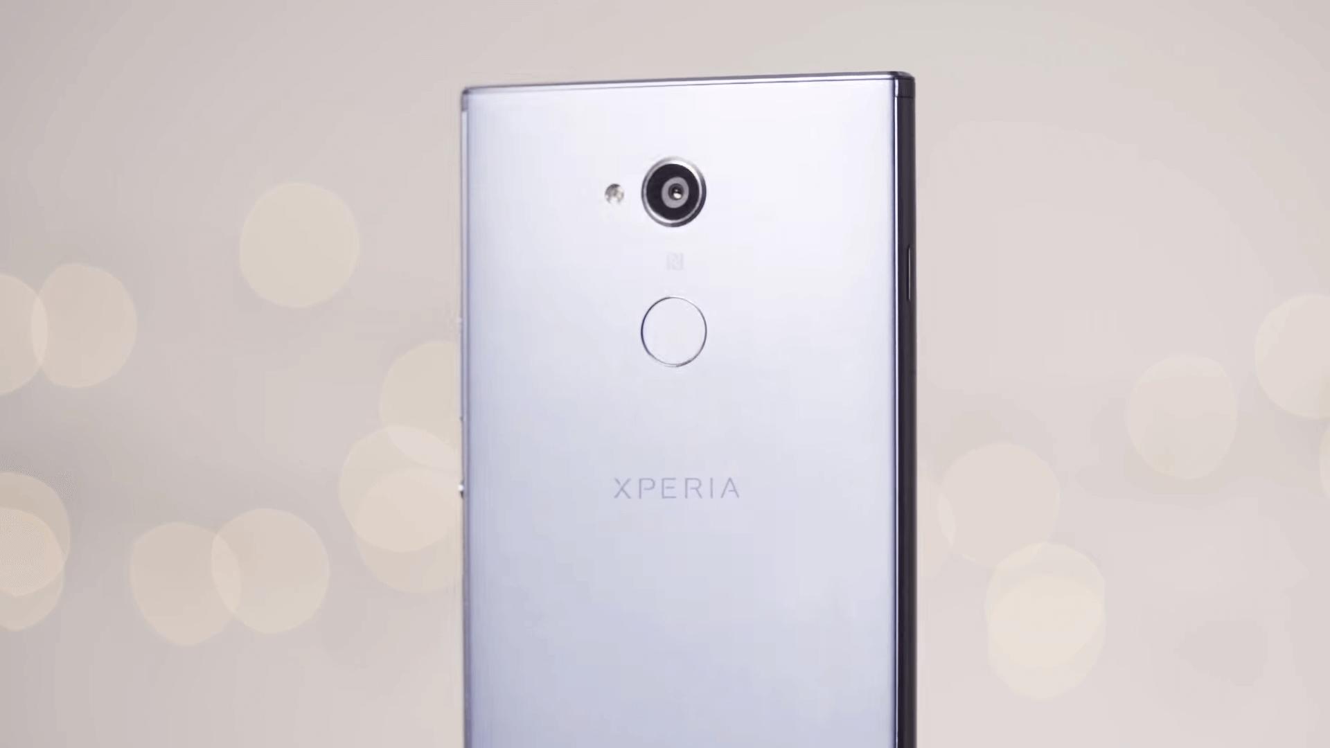 Xperia XA2 Ultra - Câmera Traseira
