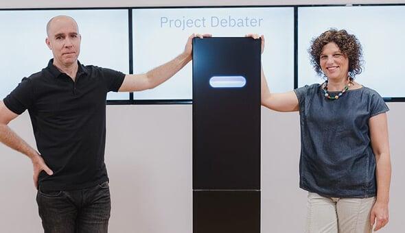 IBM revela sistema de IA sucessor do Watson capaz de debater com humanos
