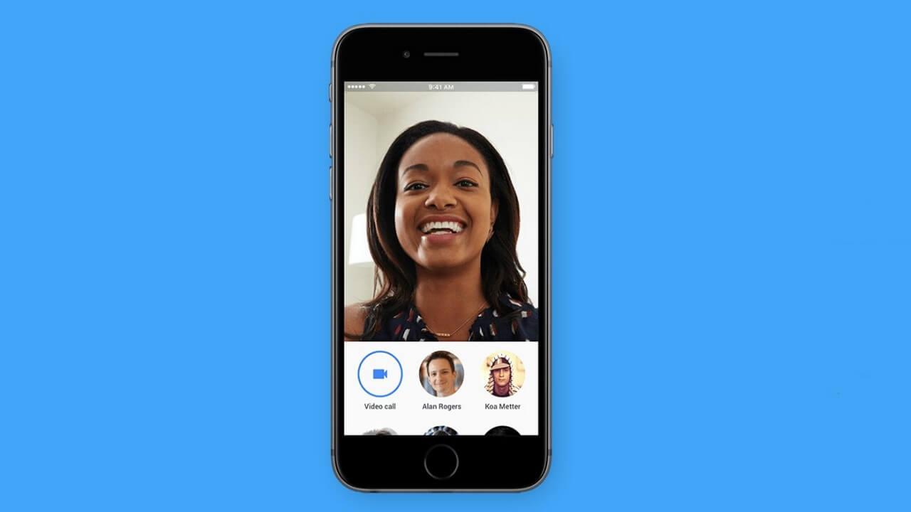 Google Duo ganha atualização que permite login em múltiplos smartphones