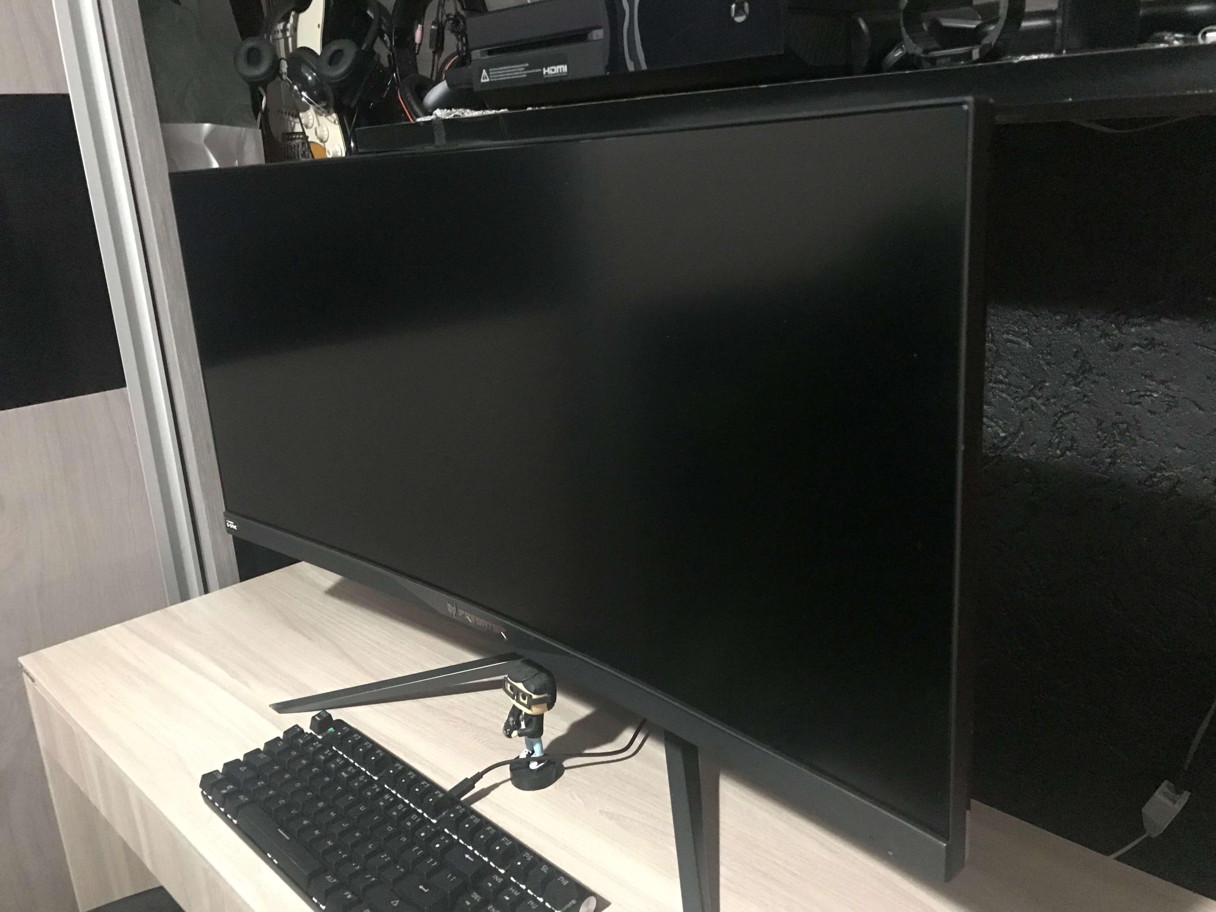Acer Predator X34 - Showmetech