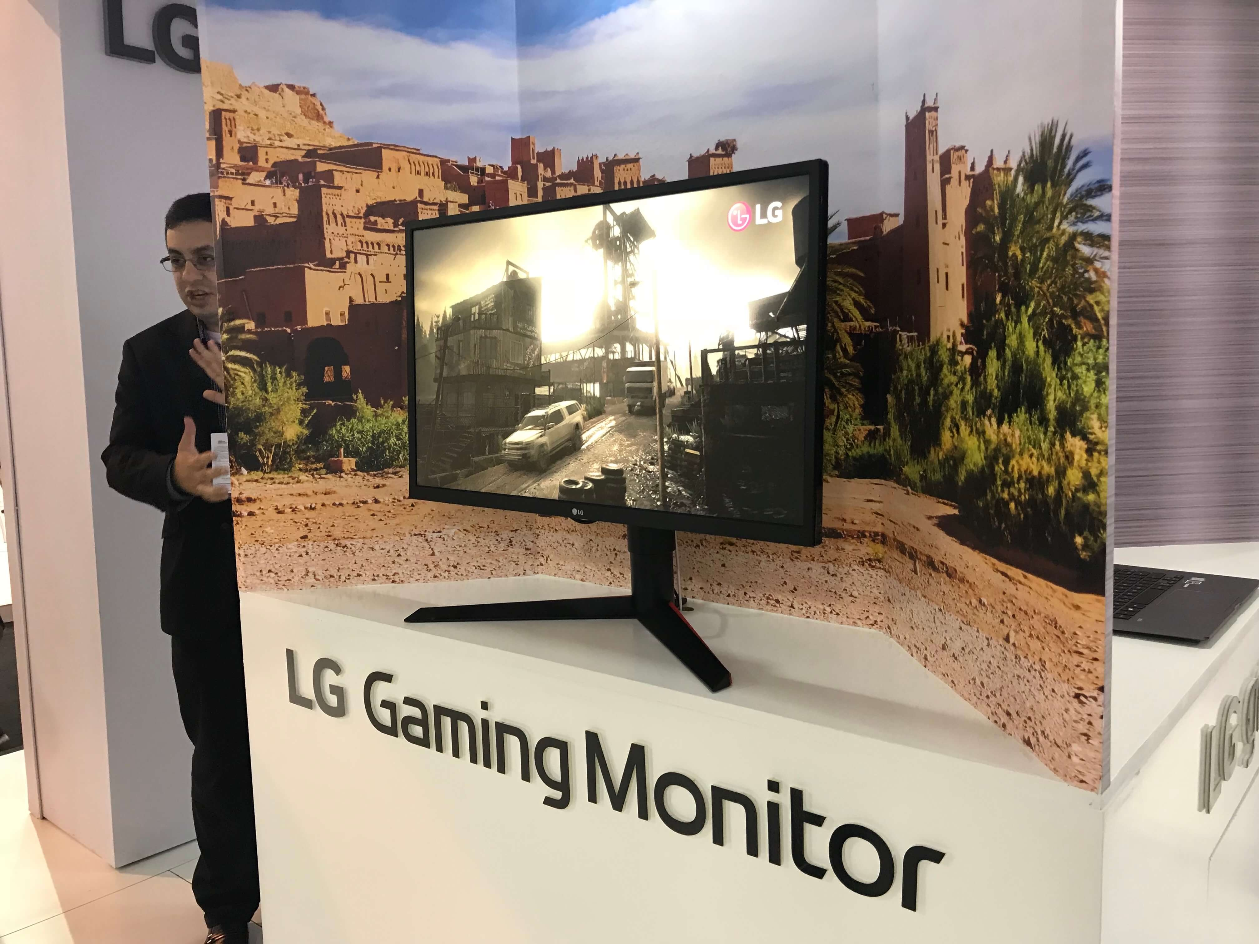 Novo monitor ultrawide LG - Showmetech