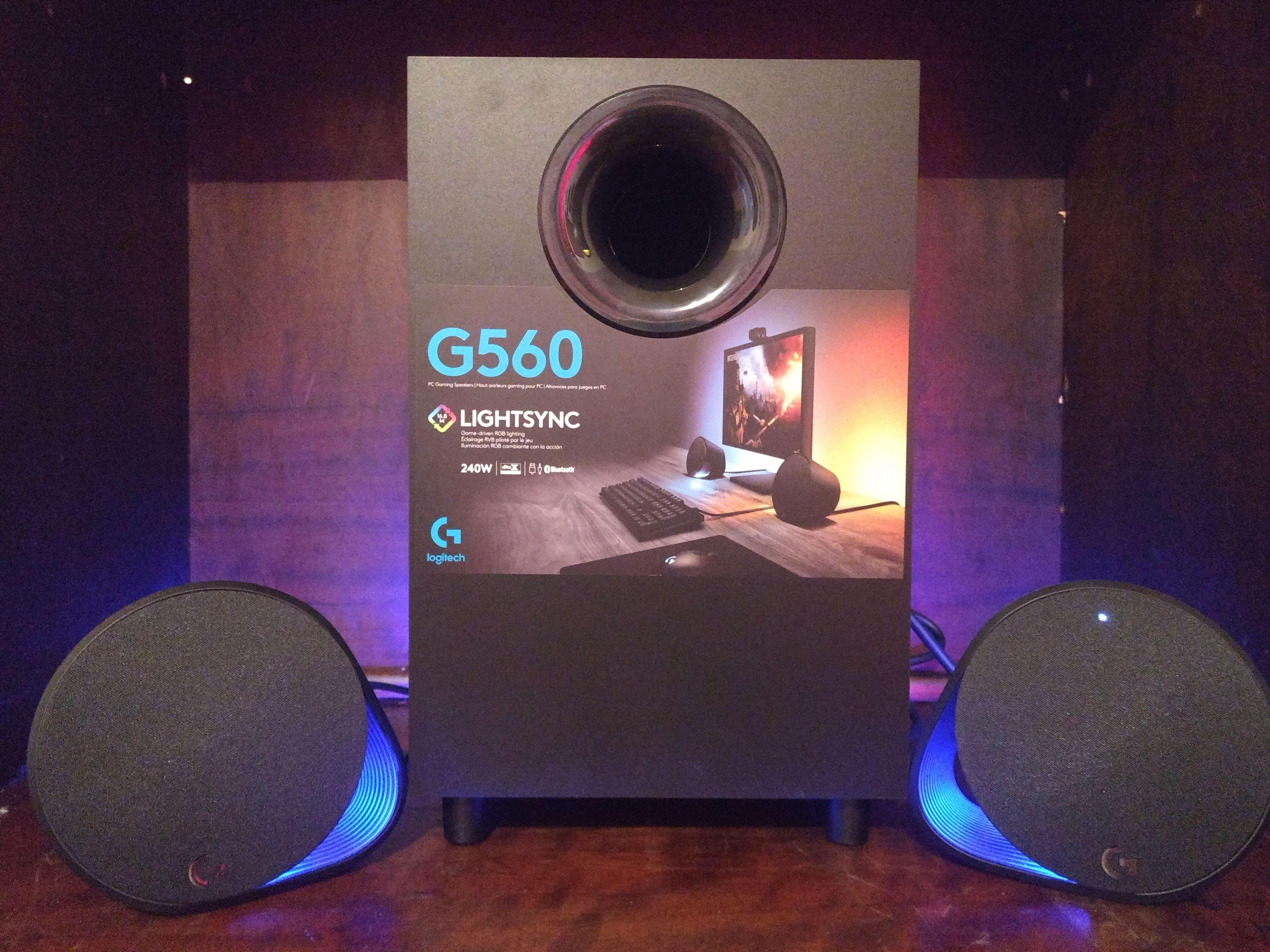 Review: logitech g560 entrega iluminação e áudio imersivos para jogos. Neste review analisamos os alto-falantes g560 da logitech que acaba de desembarcar no brasil. Será que vale a pena o investimento? Confira!