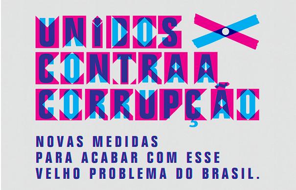 Unidos Contra a Corrupção: novo site te ajuda a votar bem nessa Eleição