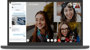 Skype version 8 blog 1024x593