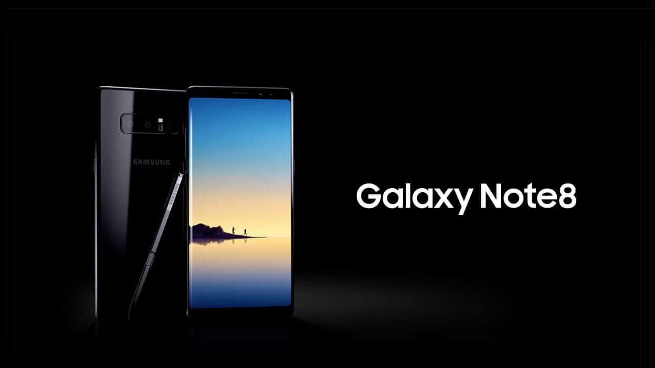 Galaxy Note 9 tem imagem vazada que mostra todo o design do smartphone