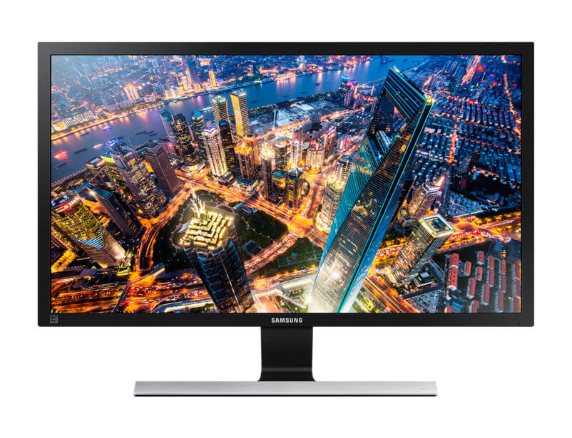 Review: monitor Samsung UHD 4K UE590 entrega imersão mesmo sem tela curva 14