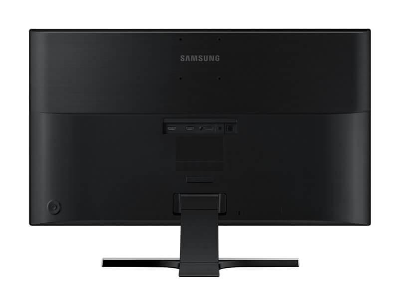Review: monitor Samsung UHD 4K UE590 entrega imersão mesmo sem tela curva 5