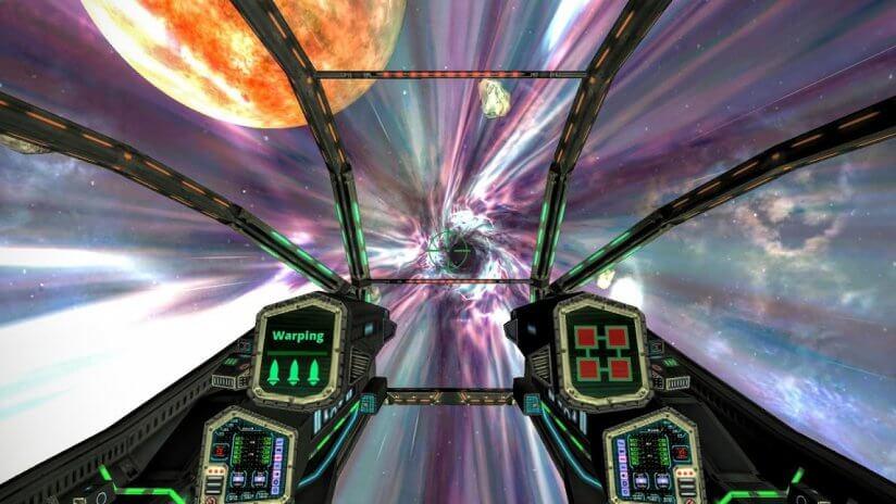 Resultado de imagem para VR Space: The Last Mission