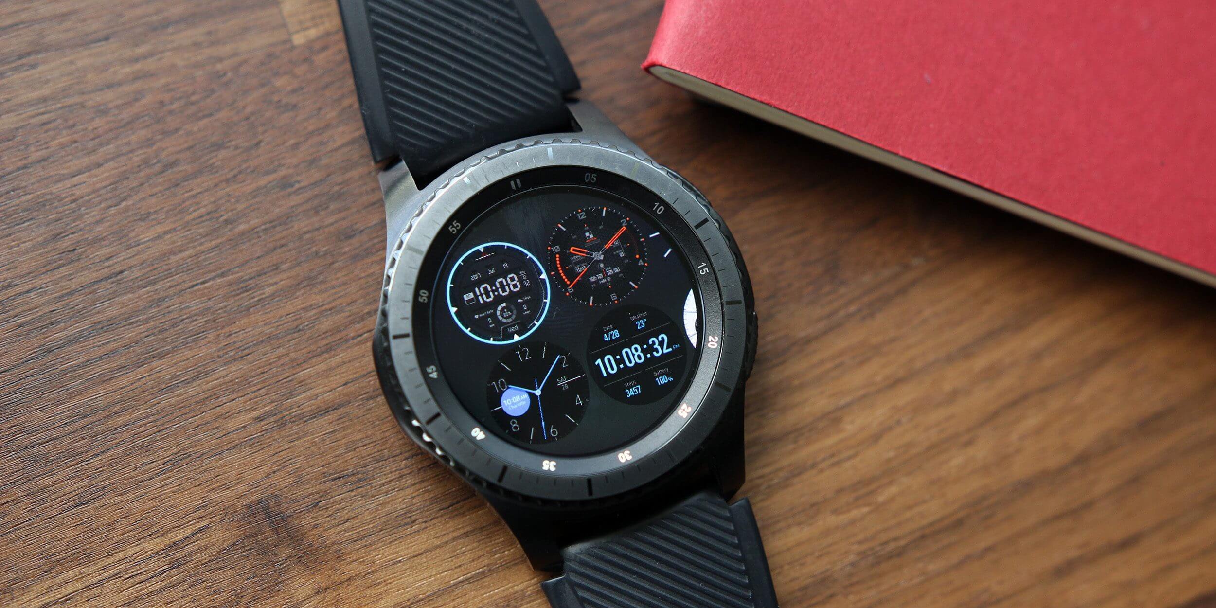 Gear s3 watchfaces 12
