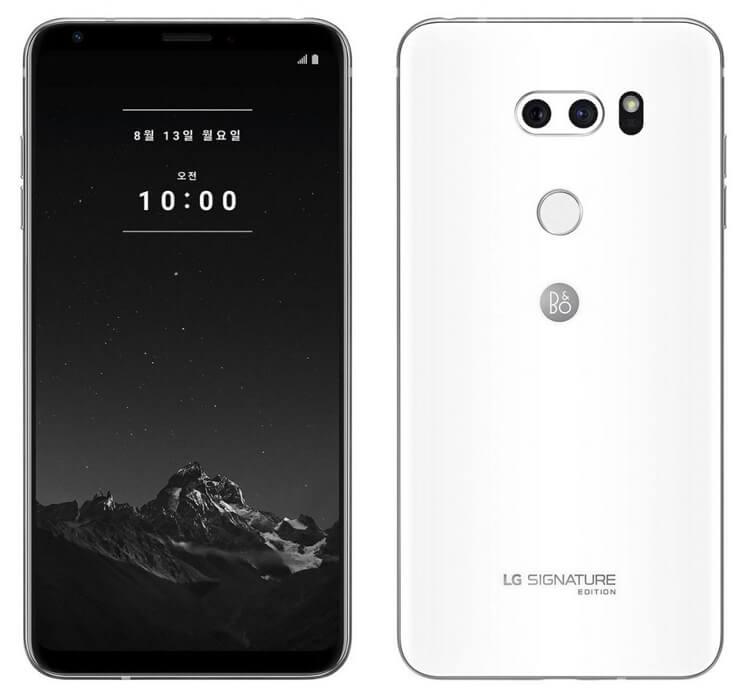 LG lança smartphone de 6 mil reais