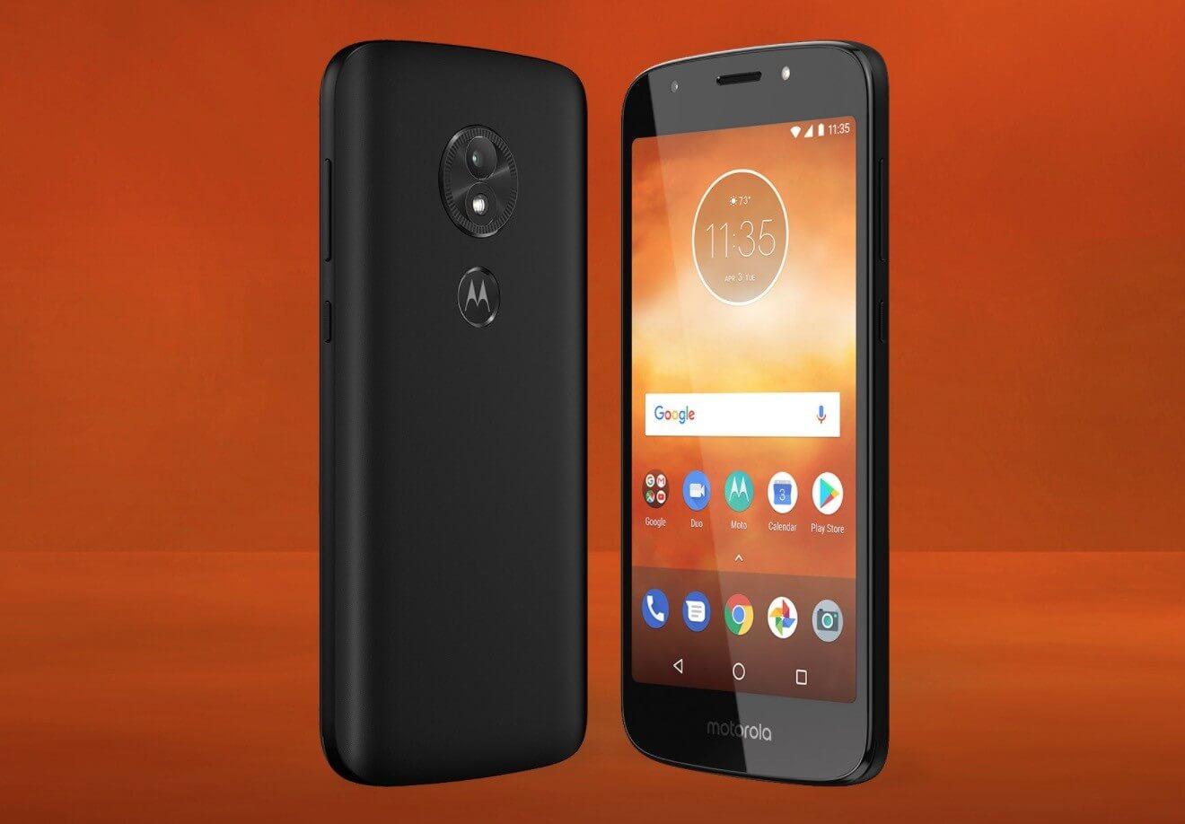 motorola03 - Motorola anuncia versão do Moto E5 Play com Android Go
