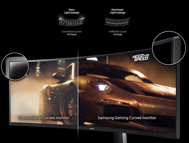 Conheça o imponente monitor gamer da samsung de 49 polegadas. O lc49hg90 da samsung é um telão de 49 polegadas com tecnologia qled e diversos recursos para o público gamer.