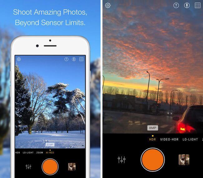 10 aplicativos de câmera para tirar fotos perfeitas no android e no iphone. Conheça dez alternativas à câmera padrão do seu smartphone e turbine as suas fotos com efeitos e ajustes profissionais.