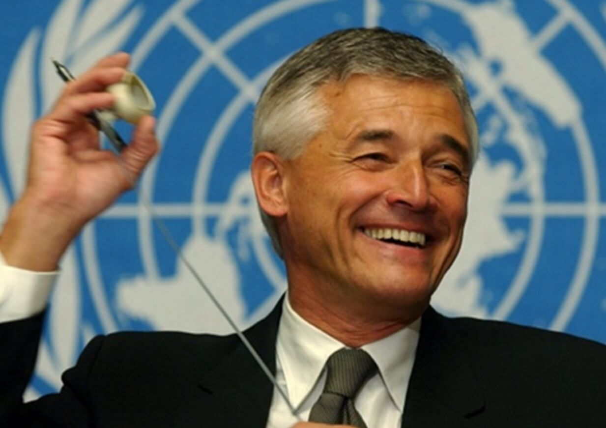 Wagner Moura interpretará o diplomata da ONU