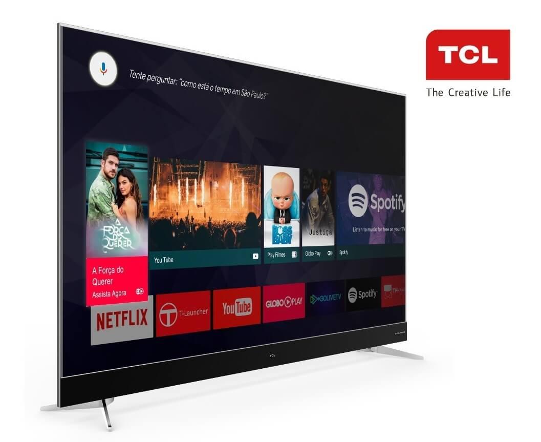 Smart tv led 55 tcl 4k 55c2us ultra hd wi fi usb hdmi d nq np 874708 mlb26273184053 112017 f