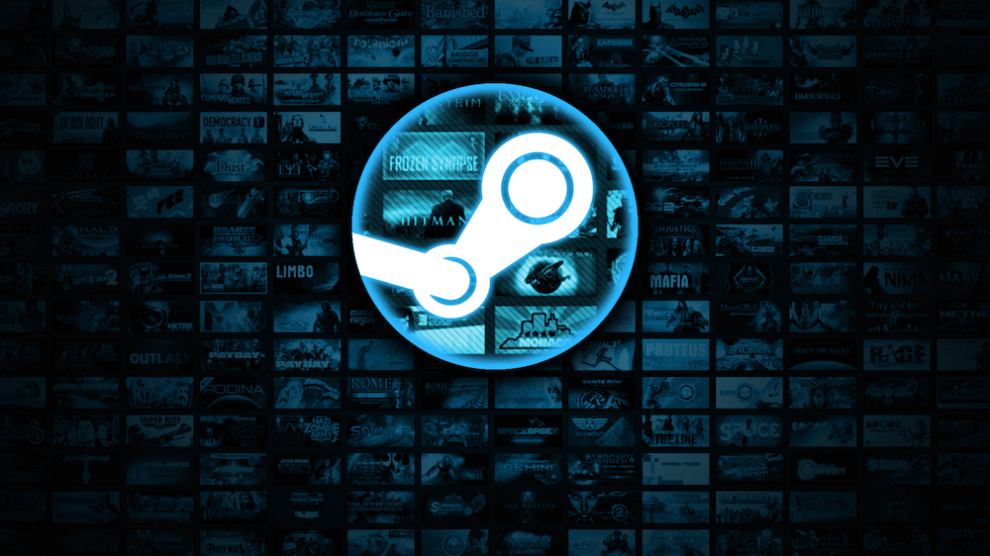 steam game image collage