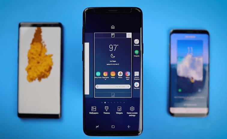 Tela de bloqueio em video: saiba como mudar seu Galaxy S8, Note 8 ou S9 4