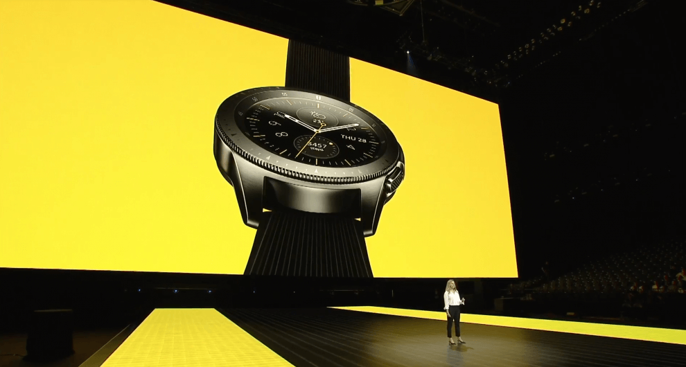 12 990x530 - Galaxy Watch promete mais de 80 horas de autonomia
