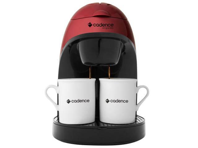 Resultado de imagem para Cafeteira Elétrica 2 Xícaras Cadence Single Colors