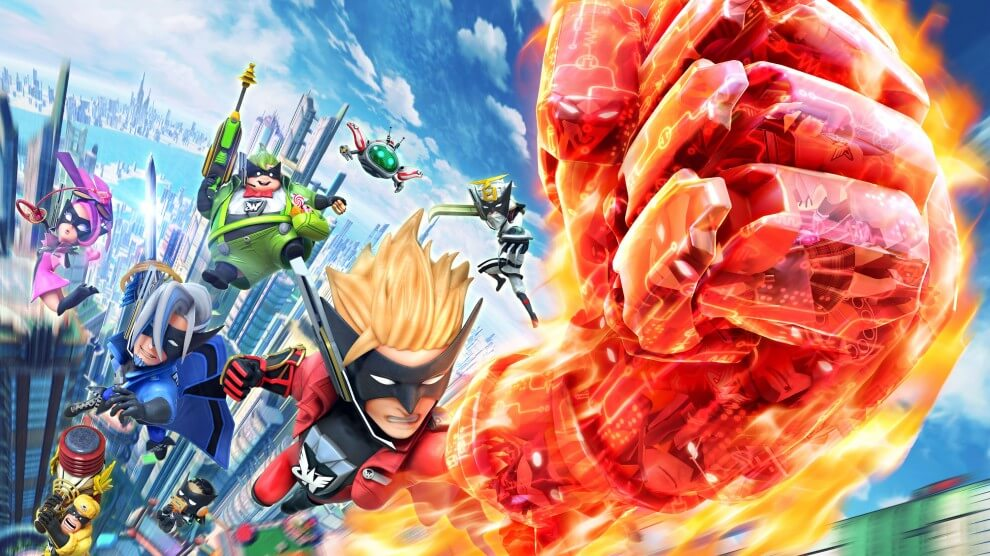 Wonderful 101: a porta de entrada para futuros títulos da platinumgames no nintendo switch.