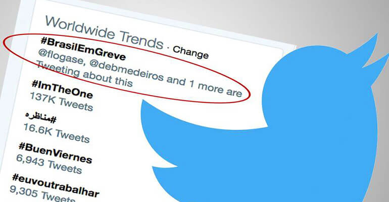 BrasilEmGreve - Por que usamos #TBT e outras hashtags nas redes sociais?