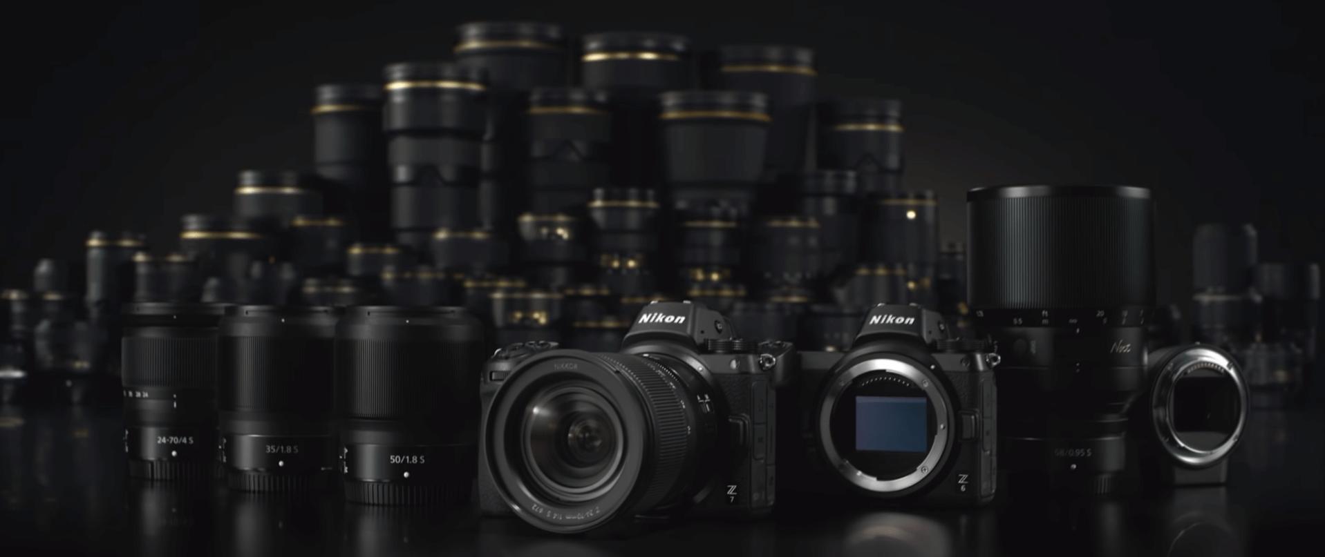 Captura de Tela 203 - Nikon anuncia câmeras mirrorless full-frame com novo sistema Z-mount