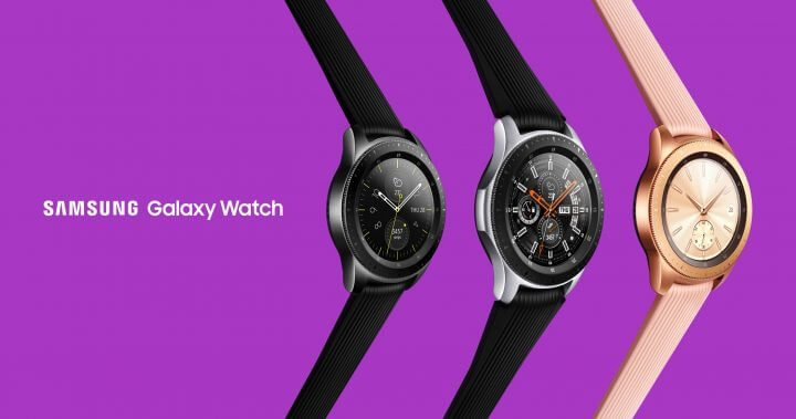 Galaxy Watch Key Visual 720x379 1 720x379 - Galaxy Note 9 chega ao Brasil