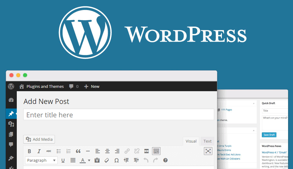 How to Create a WordPress Post 960x600