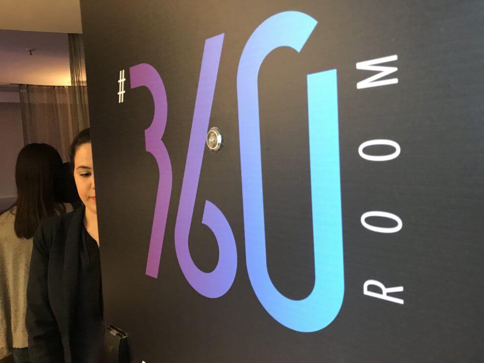AccorHotels e LG apresentam quarto do futuro 2