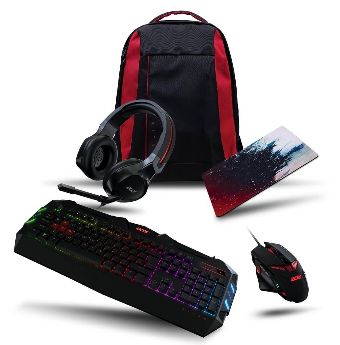 Nitro Gadgets 1 1 - Acer anuncia novo headset OJO 500 e monitores das linhas Predator e Nitro