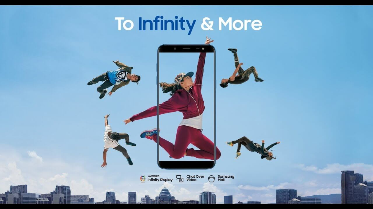 Samsung Galaxy J6 To Infinity And More TVC Ringtone Free Download