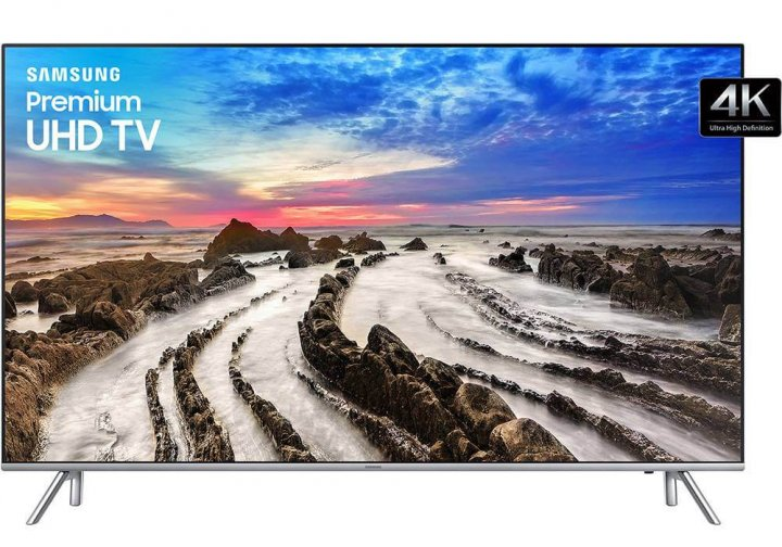 Smart TV LED 65 Samsung 4K Ultra HD 65MU7000