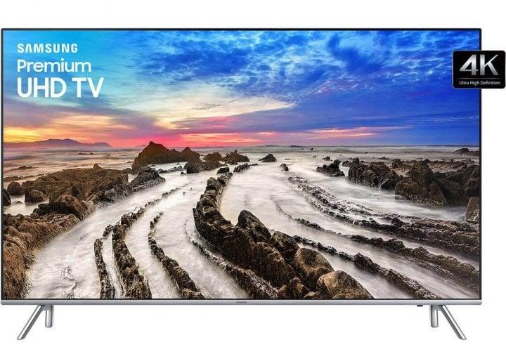 Smart TV LED 65 Samsung 4K Ultra HD 65MU7000 e1535121514320 720x504 - Saiba escolher a TV 4K ideal para o tamanho do seu ambiente