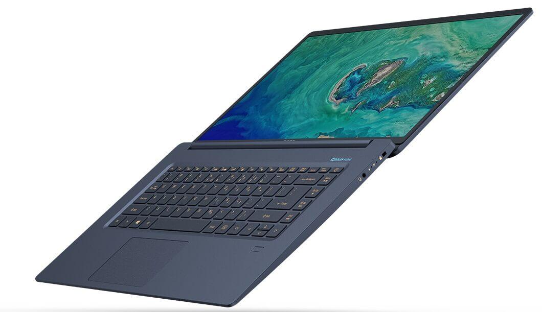 Swift 5 SF515 51T 04 - Acer atualiza a linha de notebooks Aspire e anuncia o ultrafino Swift 5