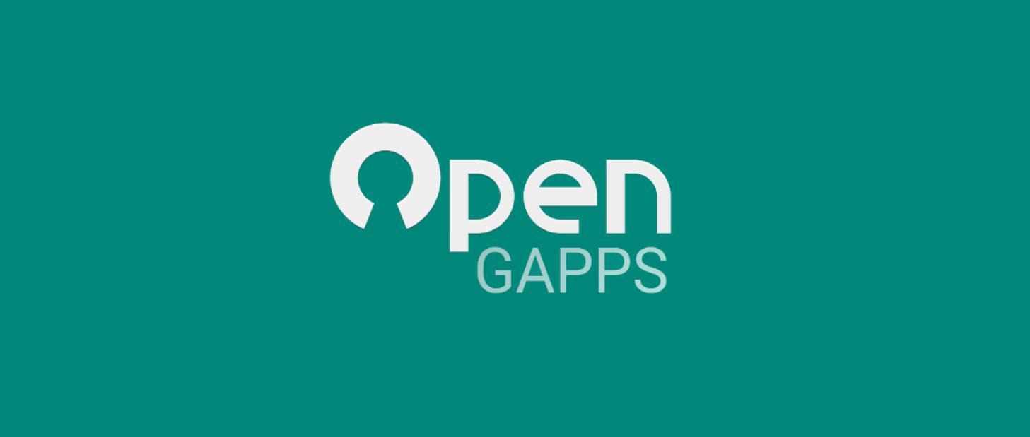 Pacote de apps foi liberado pelo grupo Open GApps