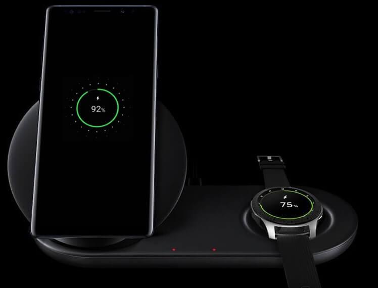 charger duo - Galaxy Note 9 chega ao Brasil